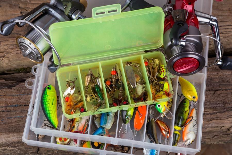 Find fiskegrej til den bedste pris her